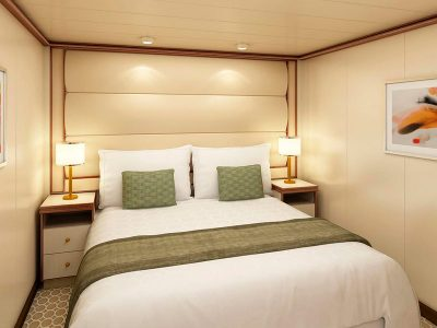 Cabina interior - Clase Royal de Princess