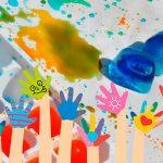 Camp Discovery en Casa: Crayones