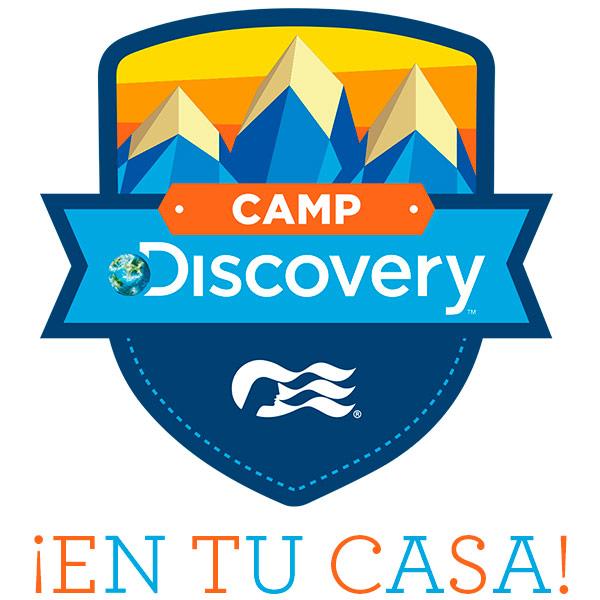 Camp Discovery Princess en Casa