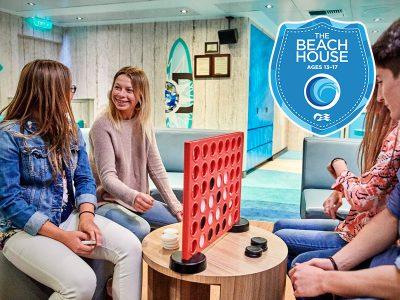 Beach house - Camp Discovery - Princess Cruises