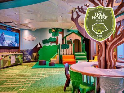 Tree house - Camp Discovery - Princess Cru