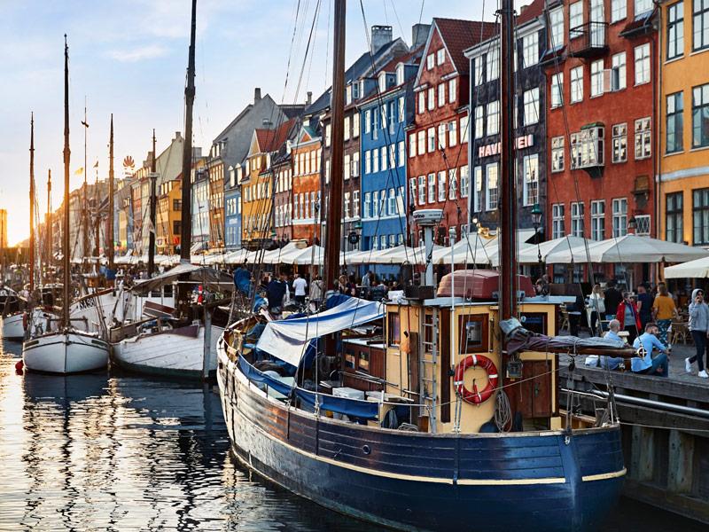 Copenhague, Dinamarca - Princess