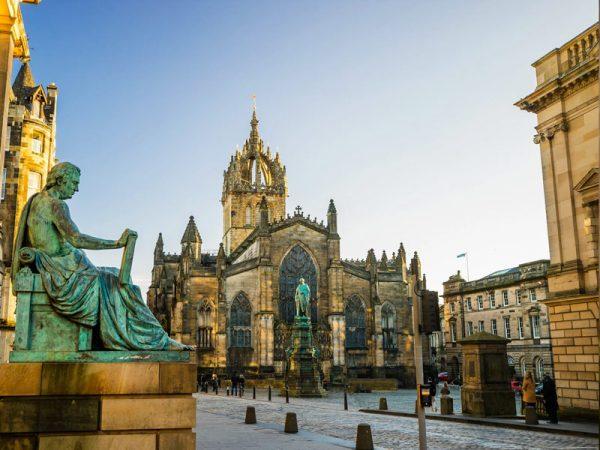 Edimburgo - Escocia