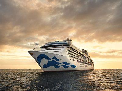 La vuelta al mundo a bordo del Coral Princess