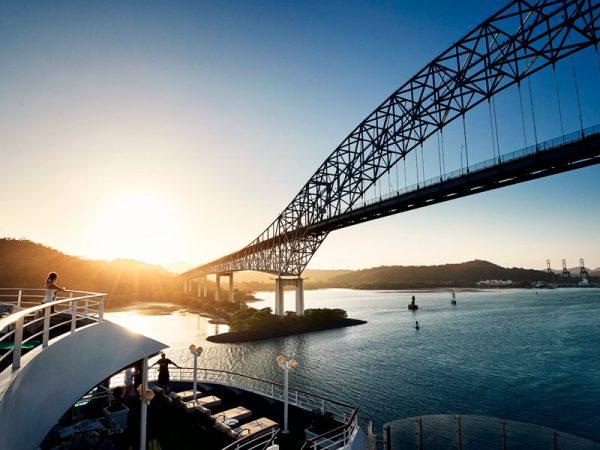 Princess- Crucero Canal de Panama
