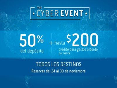 Cyber Event de Princess en Black Friday
