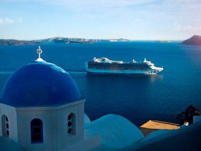 Princess Cruises anuncia la temporada de cruceros 2022 en Europa