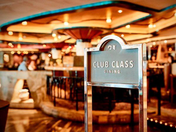 Cabina con Club Class- Princess