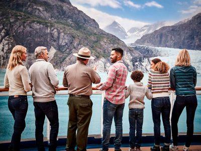 Princess Cruises regresa en julio a Alaska
