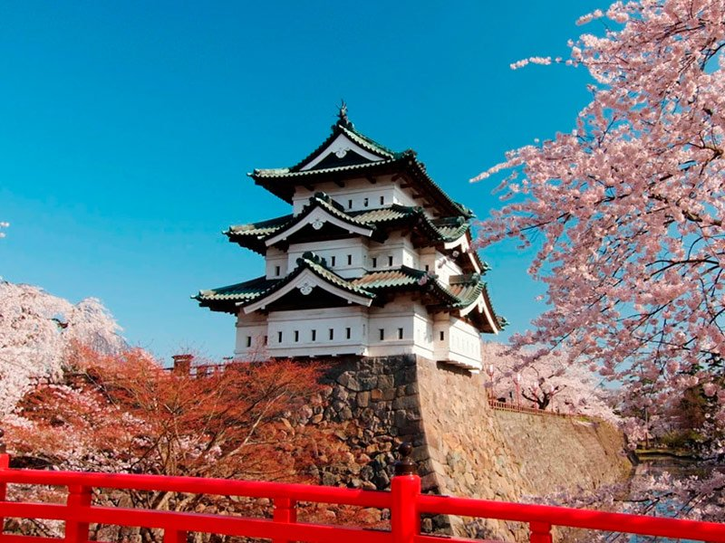 Templos y Castillos de Japón