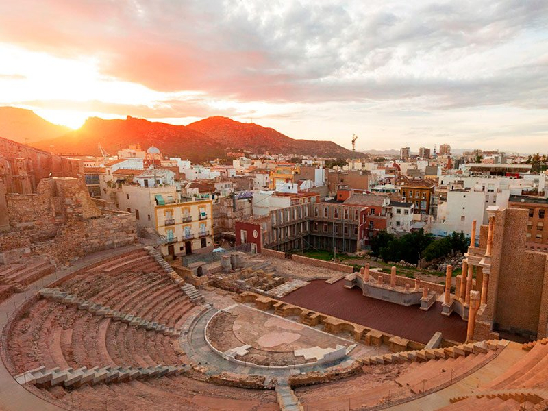 Teatro Cartagena