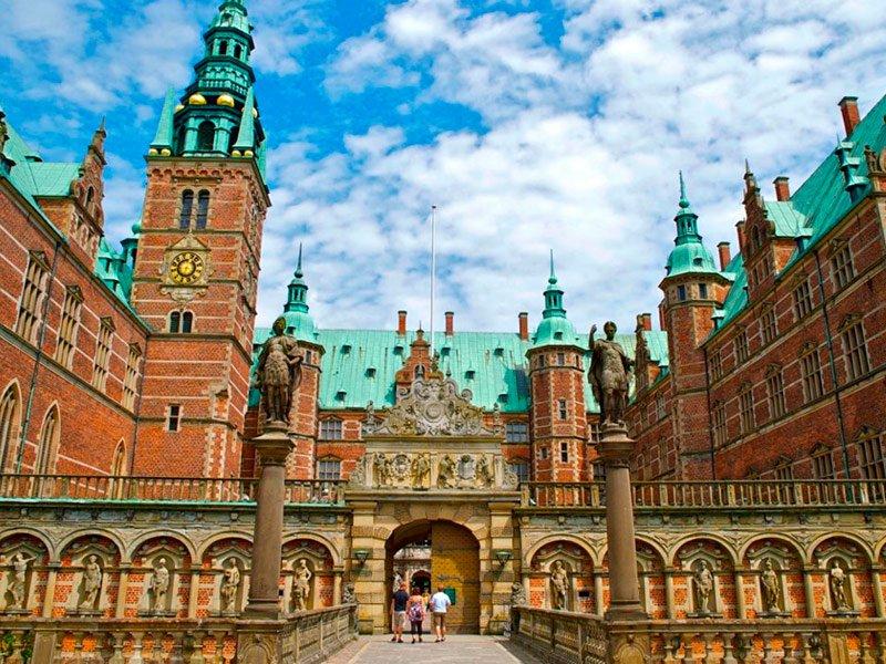 La historia de Dinamarca en Frederiksborg
