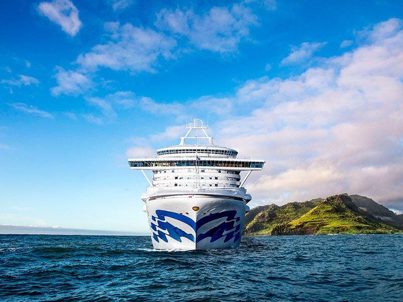 Crucero en Hawai